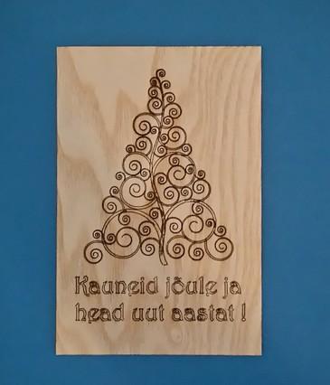 Jõulukaart 2