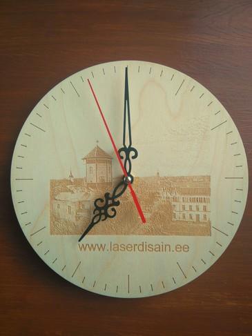 Viljandi vaatega kell