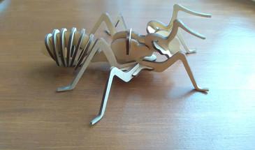 3D Pusle - Sipelgas