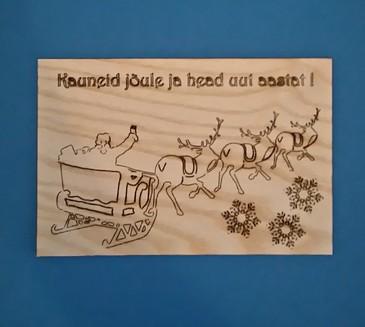 Jõulukaart 1